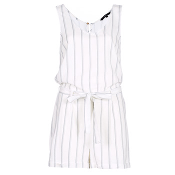 textil Dam Uniform Vero Moda VMANNA Vit / Blå