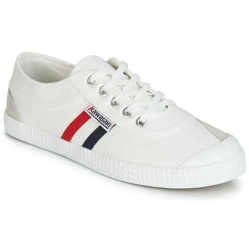 Skor Sneakers Kawasaki RETRO Vit