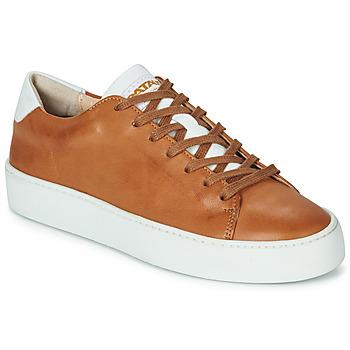 Skor Dam Sneakers Pataugas KELLA Cognac
