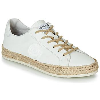 Skor Dam Sneakers Pataugas PAM /N Vit