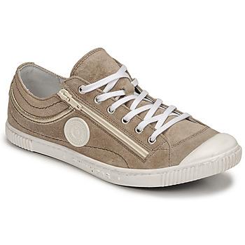 Skor Dam Sneakers Pataugas BISK/MIX Mullvadsfärgad