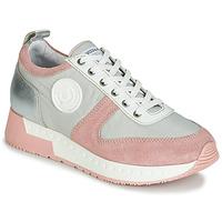 Skor Dam Sneakers Pataugas TESSA Grå / Rosa
