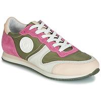 Skor Dam Sneakers Pataugas IDOL/MIX Kaki / Violett / Beige
