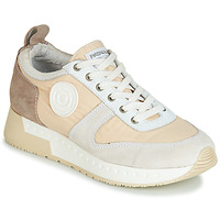Skor Dam Sneakers Pataugas TESSA Beige / Grå