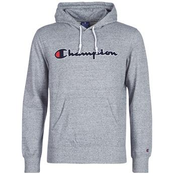 textil Herr Sweatshirts Champion 212940-GRLTM Grå