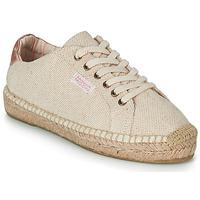 Skor Dam Sneakers Banana Moon PACEY Beige