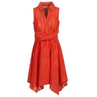 textil Dam Korta klänningar Derhy EMBARCATION Röd