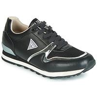 Skor Herr Sneakers Guess NEW CHARLIE Svart