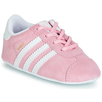 Skor Barn Sneakers adidas Originals GAZELLE CRIB Rosa