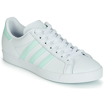 Skor Dam Sneakers adidas Originals COURSTAR Vit / Blå