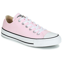 Skor Dam Sneakers Converse CHUCK TAYLOR ALL STAR SEASONAL CANVAS OX Rosa