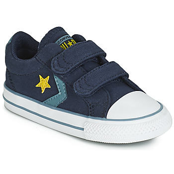 Skor Pojkar Sneakers Converse STAR PLAYER 2V CANVAS OX Blå