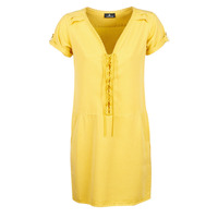 textil Dam Korta klänningar One Step PATRICIA Gul