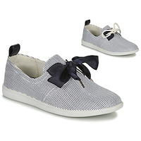Skor Dam Sneakers Armistice STONE ONE Vit / Marin