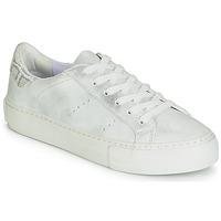 Skor Dam Sneakers No Name ARCADE Vit / Silverfärgad