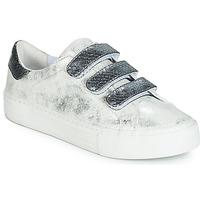 Skor Dam Sneakers No Name ARCADE Vit / Grå