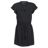 textil Dam Korta klänningar Ikks BN30035-02 Svart