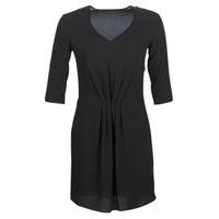 textil Dam Korta klänningar Ikks BN30015-02 Svart