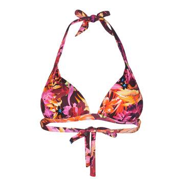textil Dam Bikinibyxa / Bikini-bh Banana Moon SIMO TROPISUN Rosa / Flerfärgad