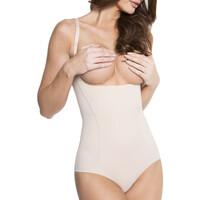 Underkläder Dam Body Julimex 219 NATURALNY Beige