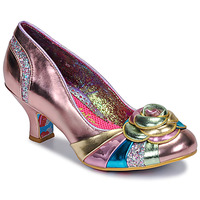 Skor Dam Pumps Irregular Choice STUPENDA Rosa