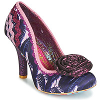 Skor Dam Pumps Irregular Choice PRIZE WINNER Violett
