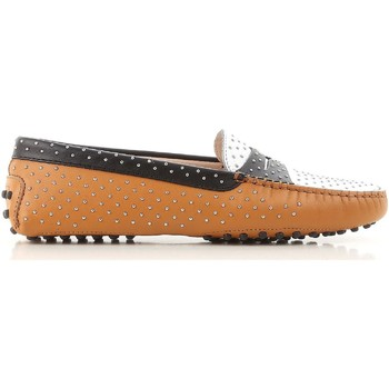 Skor Dam Loafers Tod's XXW00G0X360I0M0YZB multicolore