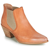 Skor Dam Boots Muratti DAMARYS Orange