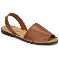 Skor Dam Sandaler So Size LOJA Brun