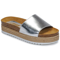 Skor Dam Tofflor So Size JITRUNE Silver