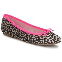 Skor Dam Ballerinor Cara NEONLEOPARD Leopard