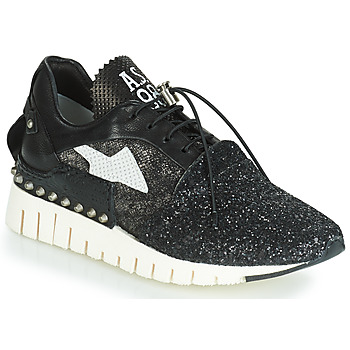 Skor Dam Sneakers Airstep / A.S.98 DENALUX Svart