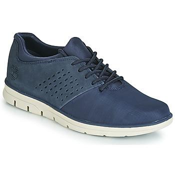Skor Herr Sneakers Timberland BRADSTREET F/L OXFORD Blå