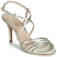 Skor Dam Sandaler Betty London JIKOTIPE Guldfärgad / Silver
