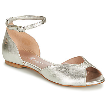 Skor Dam Sandaler Betty London INALI Silver