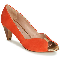 Skor Dam Pumps Betty London JIKOTIZE Korall