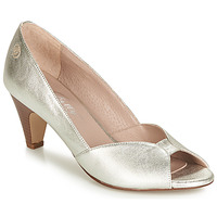 Skor Dam Pumps Betty London JIKOTIZE Silver