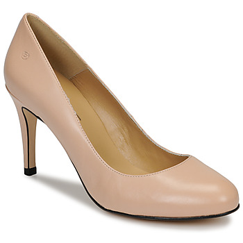 Skor Dam Pumps Betty London ROKOLU Beige