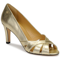 Skor Dam Pumps Betty London JIKOTEPA Silver