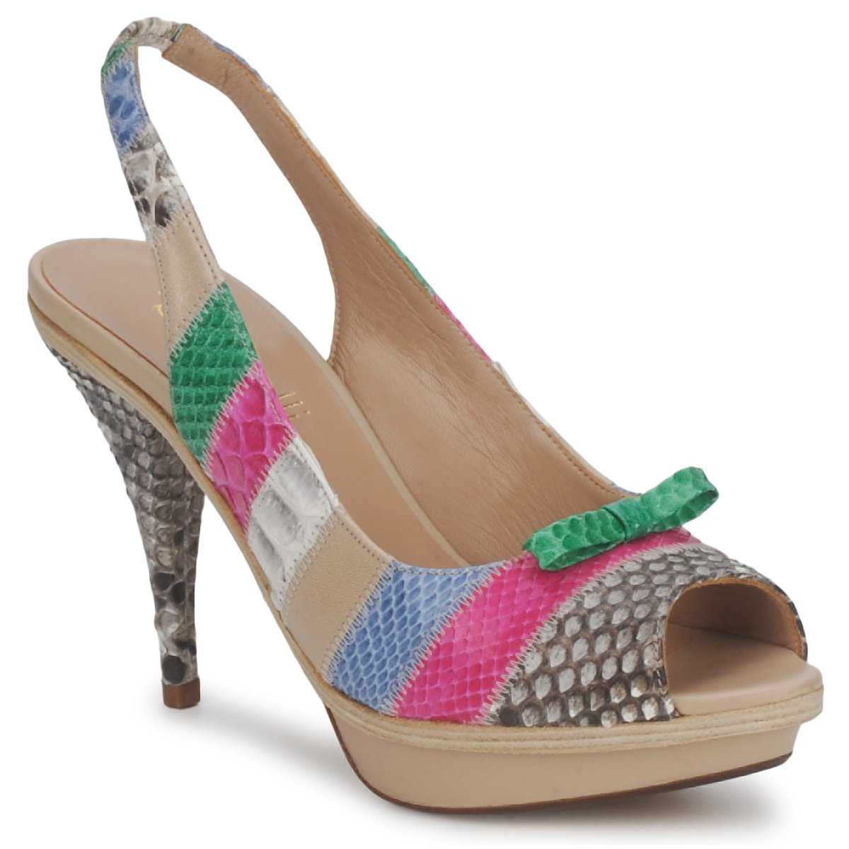 sandaler Fericelli NIADIK Flerfärgad