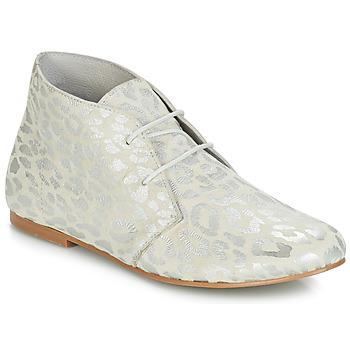 Skor Dam Boots Ippon Vintage HYP ARY Vit / Silver