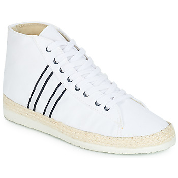 Skor Dam Höga sneakers Ippon Vintage BAD HYLTON Vit
