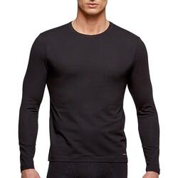 textil Herr Långärmade T-shirts Impetus 1368898 020 Svart
