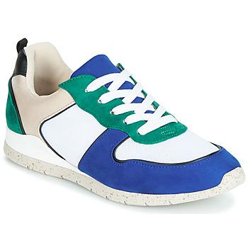 Skor Dam Sneakers André ADO Blå