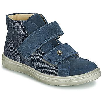 Skor Pojkar Boots André HUBLOT Jeans