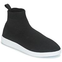 Skor Dam Höga sneakers André ATINA Svart