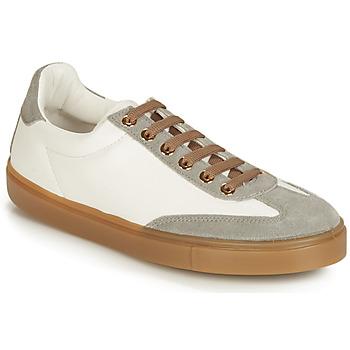 Skor Dam Sneakers André ARDOISE Vit
