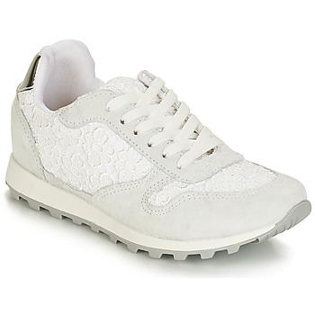 Skor Dam Sneakers André SONG Vit