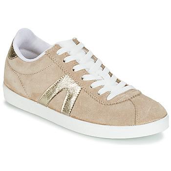 Skor Dam Sneakers André SPRINTER Beige