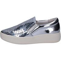 Skor Dam Slip-on-skor Uma Parker Sneakers BT564 Silver